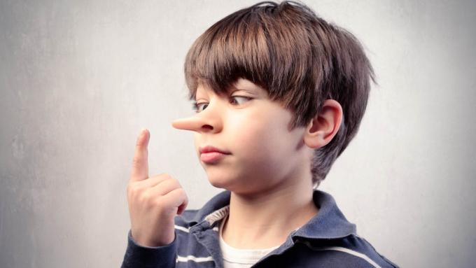 Как поговорить с ребенком о проявлениях лжи